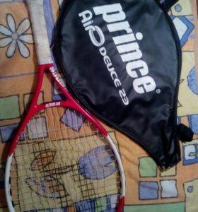 Теннисная ракетка от PRINCE