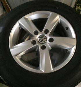 Колеса новые на Туарег/Q7/Porsche