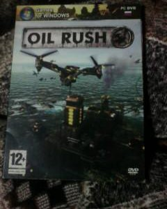 "Игра для PC ""Oil rush"""