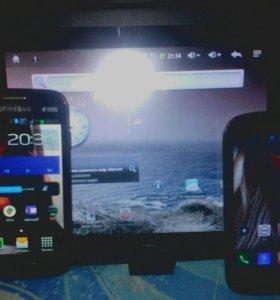 Samsung & Alcatel