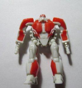 Игрушки Transformers из Киндер Сюрприза+подарок.
