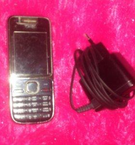 Телефон Nokia C201