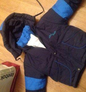 Куртка детская на зиму