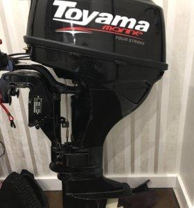 лодочный мотор Toyama TM9.8FS 4-х тактный