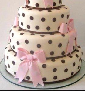 Торты и пироги на заказ
