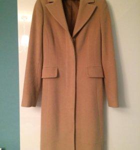 Пальто из итальянской ткани