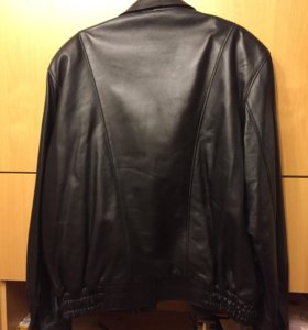 Куртка кожаная (новая)