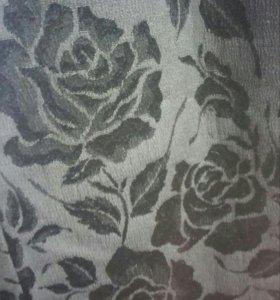 костюм юбка +жилет