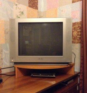 2 Телевизора оба RUBIN +DVD