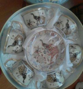 Чайный подарочный набор