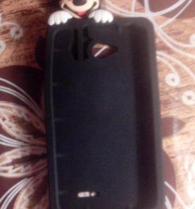 Чехол на LG L70 D325