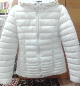 Куртка демисезонная(новая)