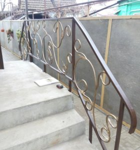 Изготовления ограды