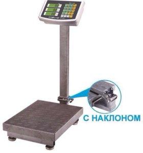 Весы электронные 300 кг новые