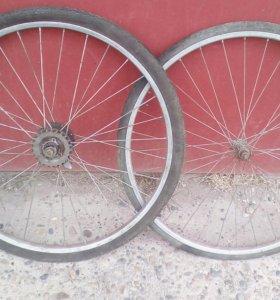Колёса с вело