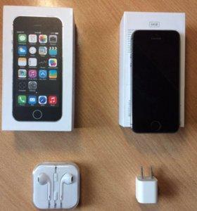 iPhone 5s 64gb 10/10