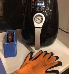 Термопресс + принтер, сублимация