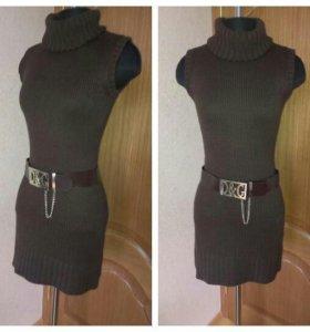 Платье+ремень