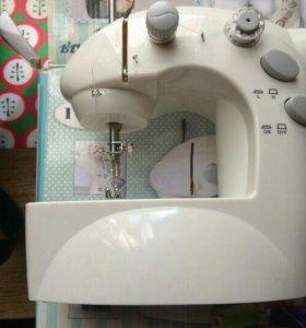 Новая мини швейная машинка