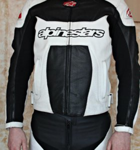 мотокуртка alpinestars gp plus. Размер 48