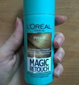 "L""Oreal Magic Retouch Тонирующий спрей"
