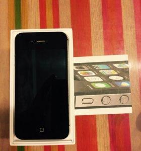 Apple iPhone (Айфон) 4s 8Gb РСТ