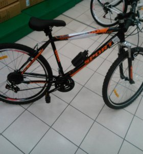 новый дорожный велосипед sport