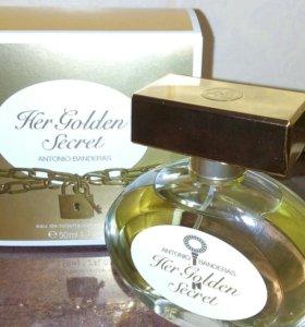 """Туалетная вода """"Her Golden Secret"""""""
