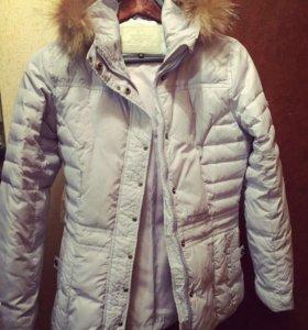 Куртка весенняя осенняя пуховик