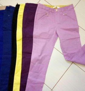 Новые брюки с 26 по 28 р-р