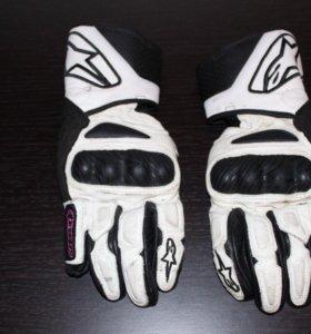 Мотоперчатки alpinestars sp-8 stella perfect fit