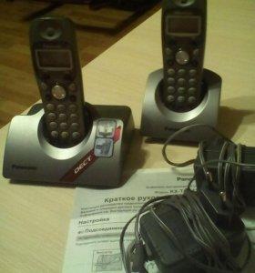 Цифровой беспроводной телефон.