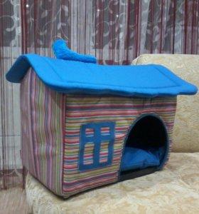 Домик для маленьких собачек