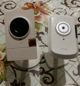 Вебкамера D-link