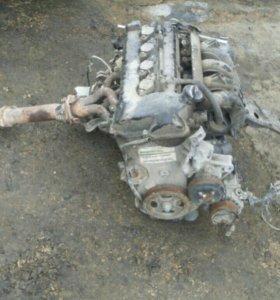 Двигатель для лансер