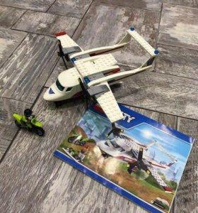 Самолет лего - lego city