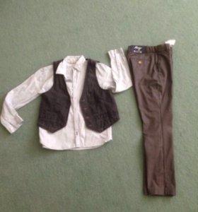 Одежда Mango, h&m