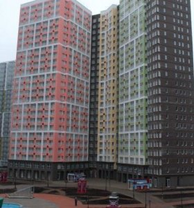 1-к квартира в ЖК Лондон 38 м кв видовая с отделк