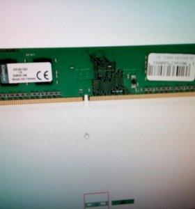 оперативка Kingston DDR3 4гб