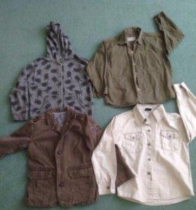 Одежда Zara, next, reserved