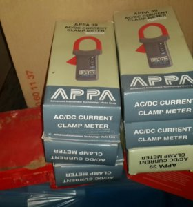 Токоизмерительные клещи appa 39