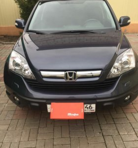Хонда- CR-V 3