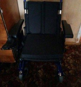 Инвалидное коляска с электроприводом