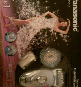 Эпилятор Panasonic для влажной и сухой эпиляции