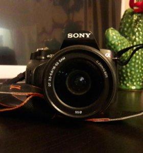Зеркальный фотоаппарат SONY Dslr A330