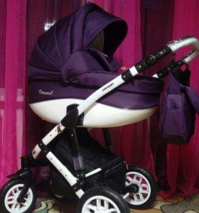 Коляска car-baby concord lux 3 в 1