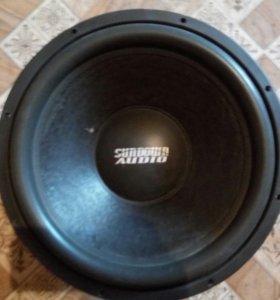 Сабвуфер sundown audio e15v2