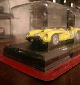 Модели Ferrari 4 шт.