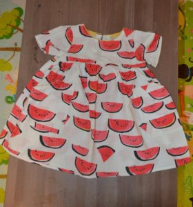 Платье next р-р 80-86