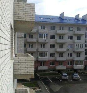 1 к.кв. 40 м2. Дом сдан. ул.Шевцова. 4/6 эт.